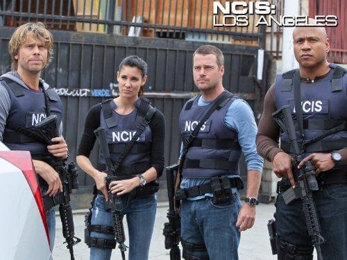 NCIS_LA_主要なメンバー