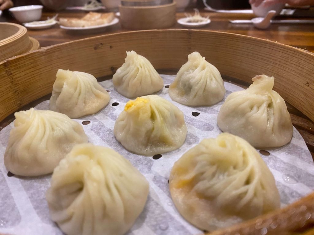 杭州小篭湯包_小籠包