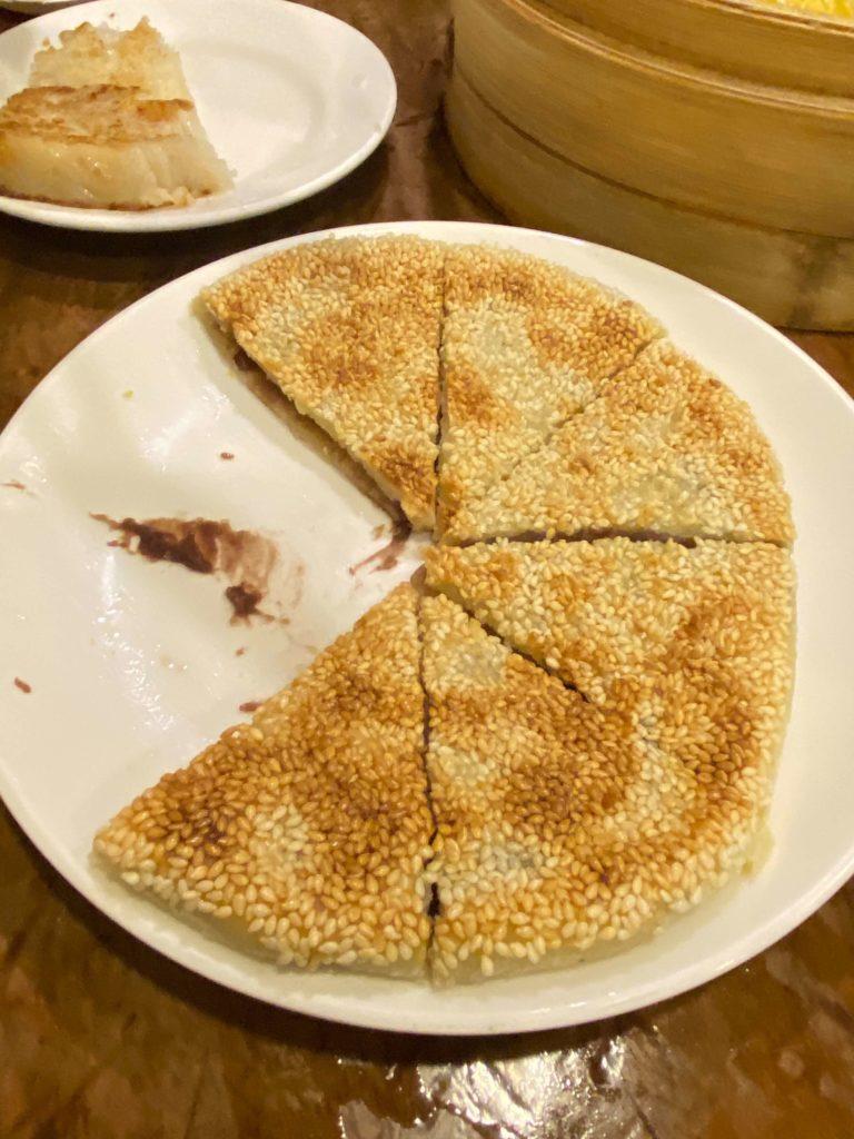 杭州小籠湯包_豆沙鍋餅