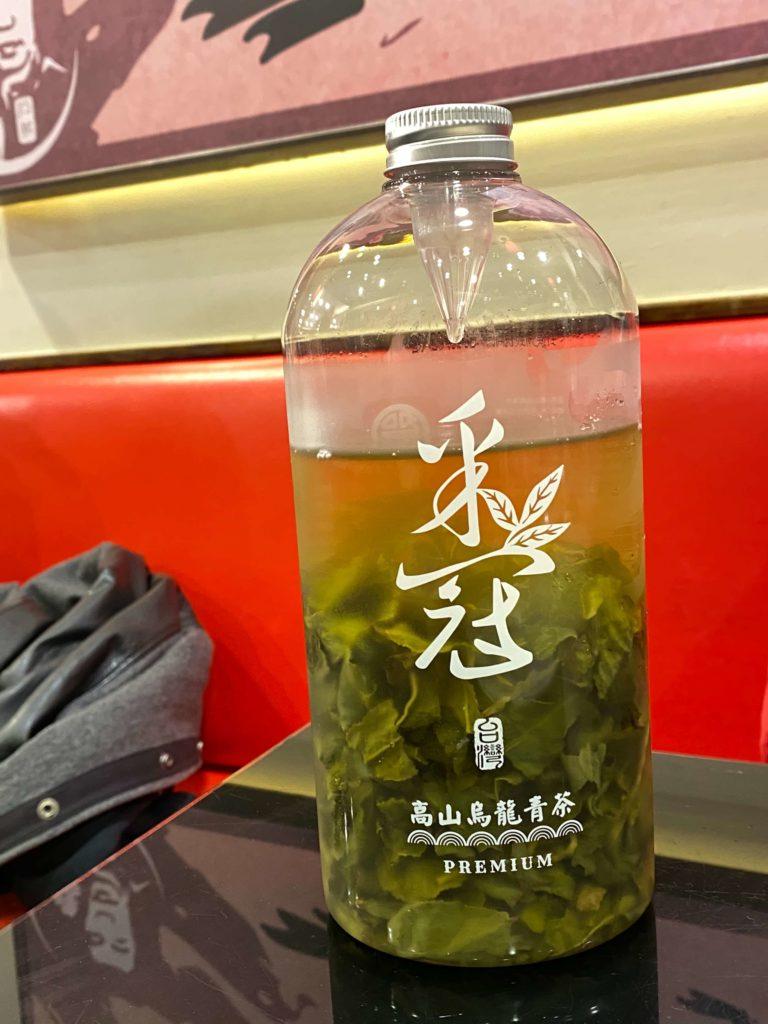 阿城鵝肉_烏龍青茶