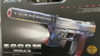 SOCOM MK23パッケージ