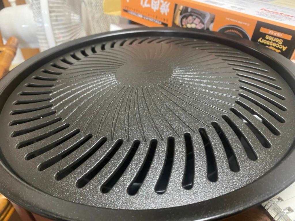 焼肉プレート(CBーPーY2)の鉄板